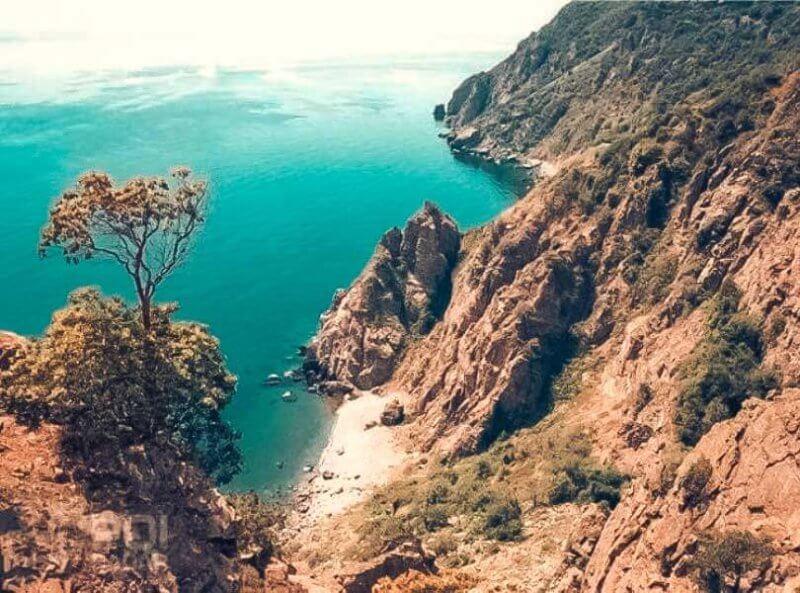 Пляжи Аю-Даг