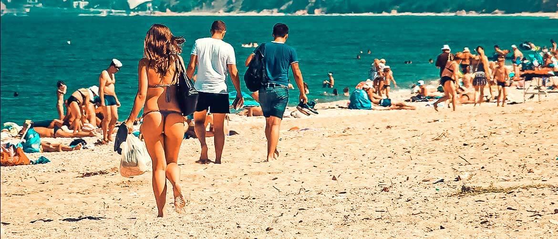 Картинки по запросу пляжи крыма