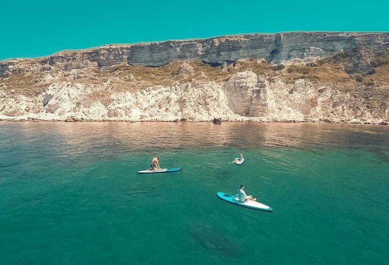 SUP-серфинг в Крыму