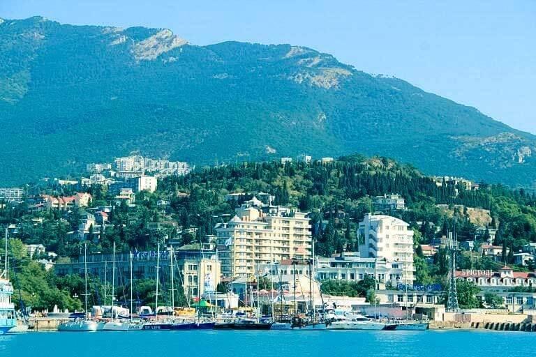 Лучшие курорты Крыма: Ялта